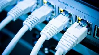 Der Kanton Wallis investiert massiv in die Informatik