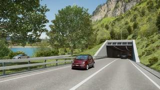 Obwalden sistiert Pläne für Tunnel Kaiserstuhl