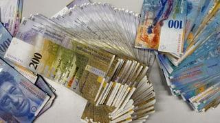 Warum dem Bund Geld leihen und weniger zurückerhalten?