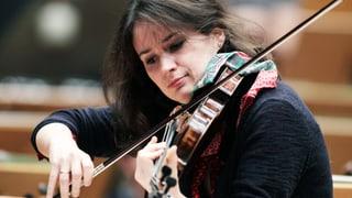 Patricia Kopatchinskaja gewinnt den Grand Prix Musik