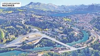 Übergeht der Kanton Luzern die Anwohner?
