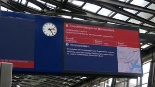 Lucerna: Trens crodan or fin glindesdi