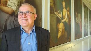 Der abtretende Solothurner Kulturchef sorgt sich um Swisslos-Topf