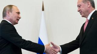 Russland und Türkei proben die Annäherung
