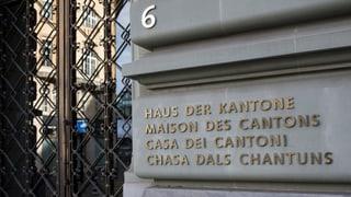 Nationalbank: Kantone wünschen sich Zahlungsgarantie