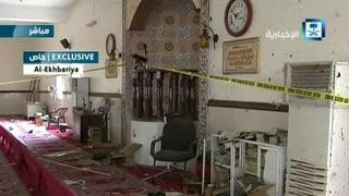 15 Tote nach Selbstmordattentat auf saudische Moschee