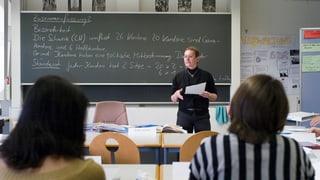 Staatskunde als Schulfach? Aargauer Initiative wird ausgegraben