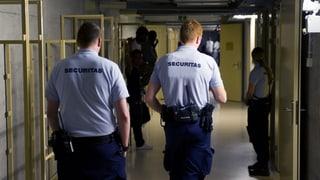Asylunterkünfte werden künftig von verschiedenen Firmen überwacht