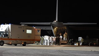 Neuer Ebola-Fall in Italien