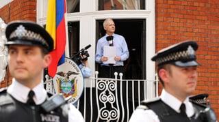 Die Odyssee des Julian Assange