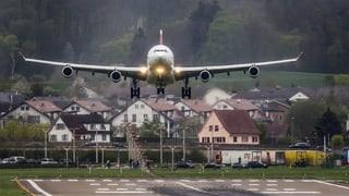 Wie steht es am Flughafen Zürich mit der Drohnensicherheit?