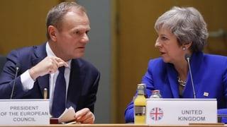 Nachverhandlungen mit der EU? Tusk lehnt ab