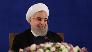 «Alles tun, um das Atomabkommen zu schützen»