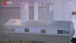 Basler Architekten planen neues Kunsthaus Baselland