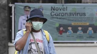Corona-Krise Mit der Welt verbunden