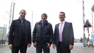 Drei Kandidaten wollen Müller beerben