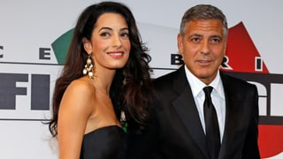 Kurz vor der Hochzeit: Clooneys öffentliche Liebeserklärung