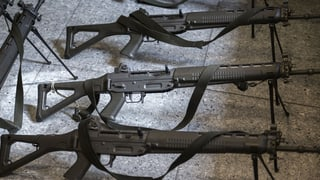 Initiative gegen Waffenexporte in Bürgerkriegsländer lanciert