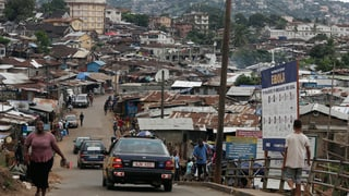 Nov cas dad Ebola en Sierra Leone