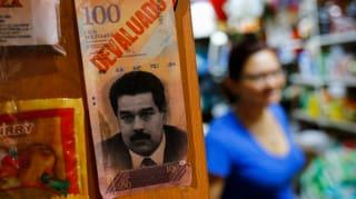 Venezuela bietet Gläubigern nur Schokolade