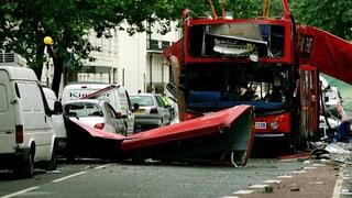 Anschläge in London: «Die Stimmung war surreal»