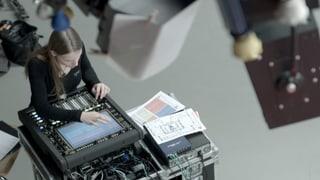 Video «Berufsbild: Veranstaltungsfachfrau EFZ» abspielen