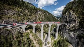 240'000 francs per rinforzar il viaduct da la Landwasser