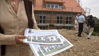Grundbuchabgabe im Aargau wird nicht abgeschafft