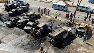 Anschlagserie im Irak fordert 46 Tote