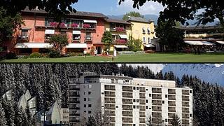 Bündner und Tessiner Hotels tauschen Mitarbeiter aus