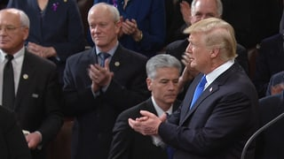 Der Zickzackkurs des Donald Trump