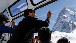 Geballte Ladung an Touristen führt an Belastungsgrenze