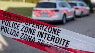 Nach Tötungsdelikt in Frauenfeld fasst Polizei Tatverdächtigen