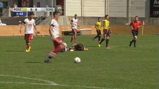 L'US Schluein Glion gudogna la Cuppa Grischuna 1:0