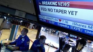 US-Notenbank hält an Billiggeld-Politik fest