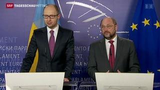 «Die EU hat die Entwicklungen in der Ukraine unterschätzt»