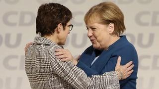«Game, Set, Match» für Merkel