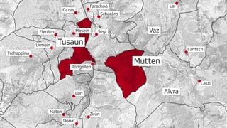 Tusaun: Midada da la quota d'abitaziuns secundaras