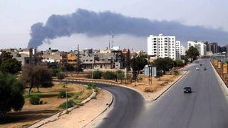 «Libyen ist sich selbst überlassen»