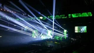 Video: Vom Hockeystadion zur SMA-Showbühne