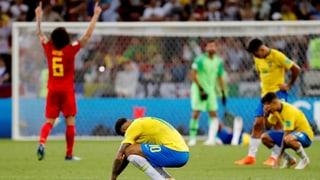 La Belgia trametta a chasa la Seleção