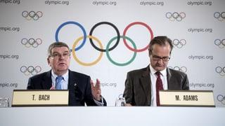 IOC verweigert 15 Russen Olympia-Teilnahme