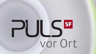 Video ««Puls vor Ort» zum Thema Organspende» abspielen