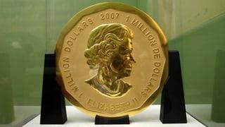 Goldmünzen-Räuber vor Gericht
