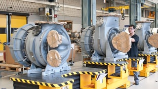 ABB Turbo Systems hat 13 Millionen in Testcenter investiert