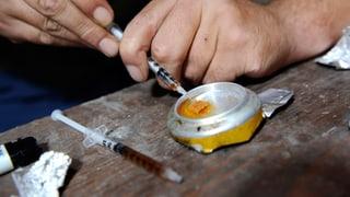 In der US-Provinz grassiert der Heroin-Missbrauch