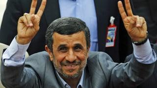 Iran wählt Ahmadinedschads Nachfolger
