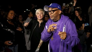 In Gedenken an Prince: Spike Lee organisiert «Purple Flashmob»
