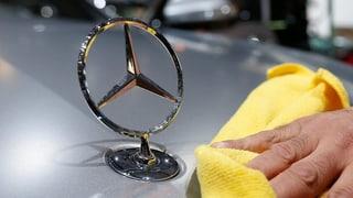 U.S.A. - Daimler en mira da las autoritads