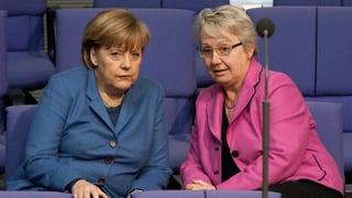 Schon wieder ein «Dr. Plagiat» in deutscher Regierung?